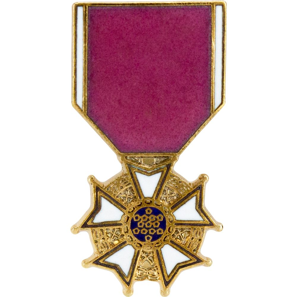 Legion of Merit Hat Pin