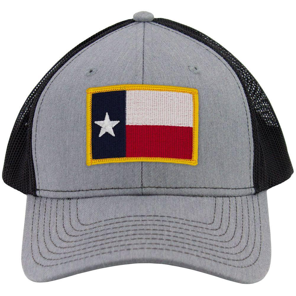 US State Flag Patch Snapback Trucker Caps