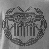 Vintage Style War on Terror: Expeditionary Medal (Black Ink) T-Shirt