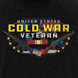 Cold War Veteran Graphic T-shirt