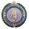 U.S. Army National Guard Senior Recruiting and Retention Identification Badge - Mirror Finish
