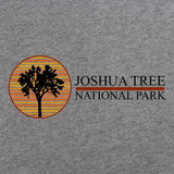 Retro 80's Joshua Tree Mountains National Park T-Shirt