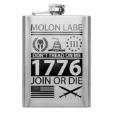 Molon Labe Ultimate Patriot 8 oz. Flask