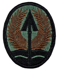 Multi-national Corps Iraq ACU Patch