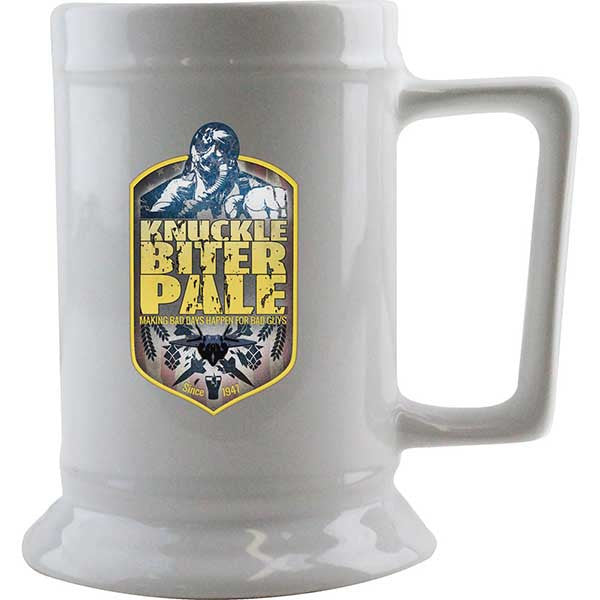 Air Force Knucklebiter Pale Ale Beer Stein