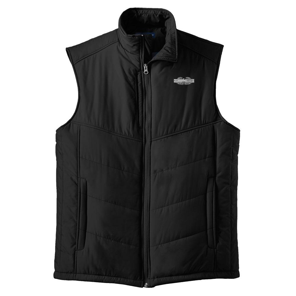 Combat Action Badge Puffy Vest