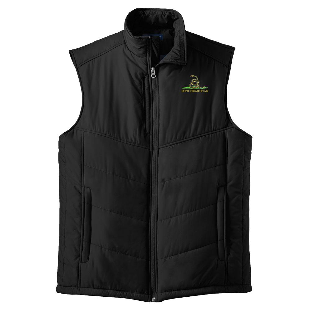 Don't Tread on Me Puffy Vest