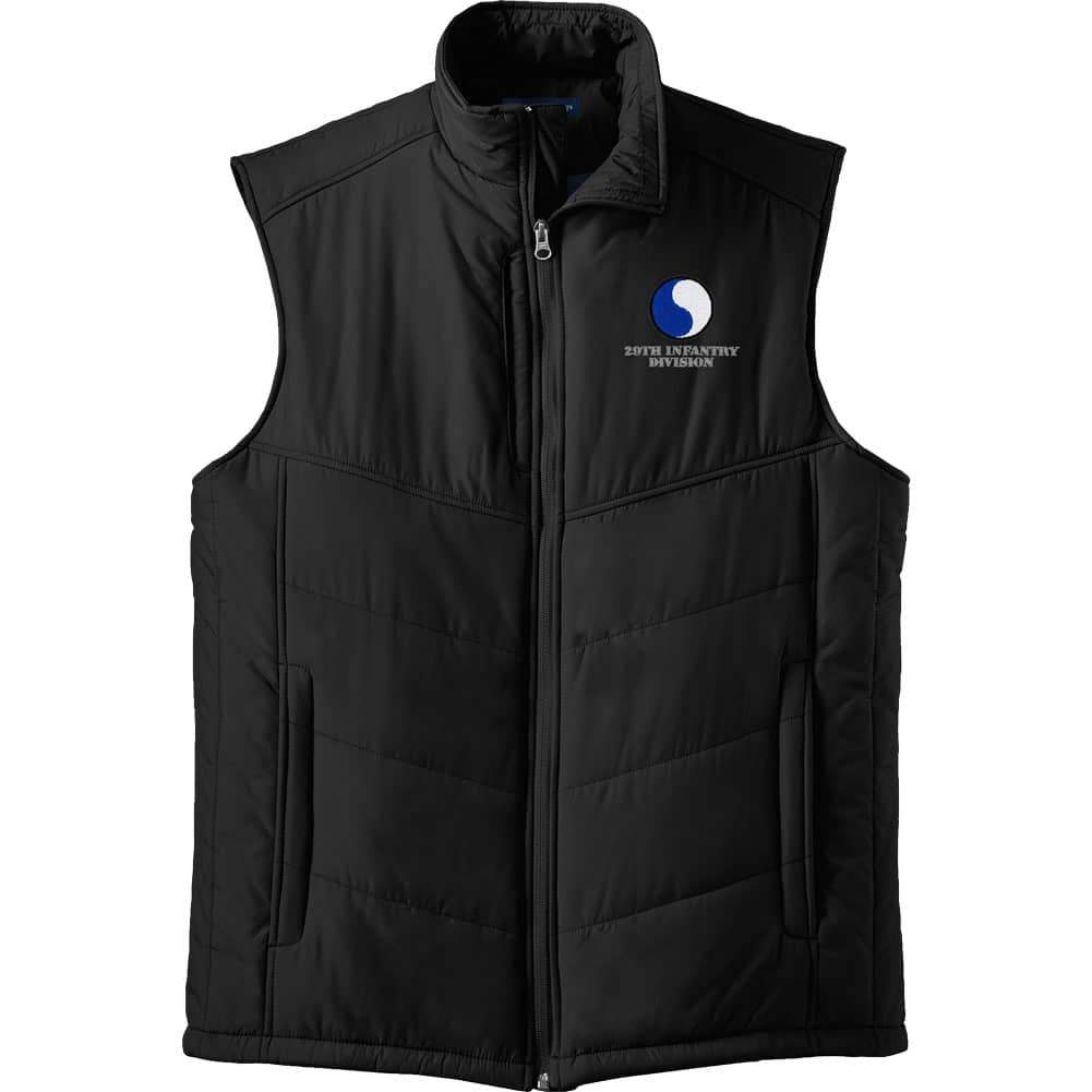 29th Infantry Division Puffy Vest