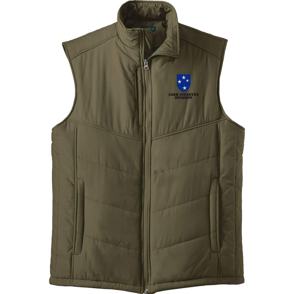 23rd Infantry Division Puffy Vest