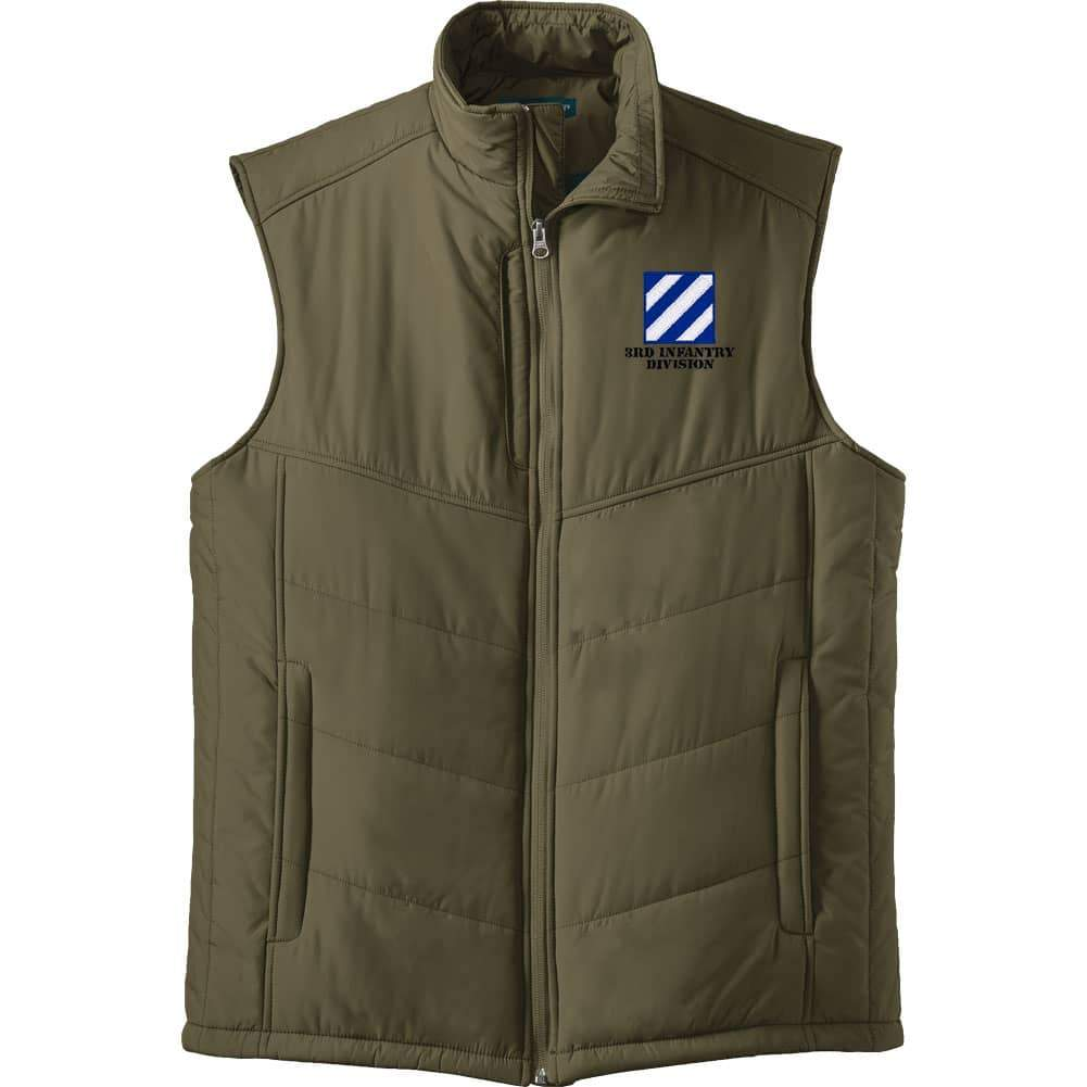 3rd Infantry Division Puffy Vest