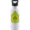 Army Rank Water Bottles