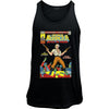 Washington vs. The Undead Redcoats Vintage Comic Cover Tank Top