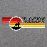 Retro 80's Yellowstone National Park T-Shirt