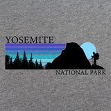 Retro 80's Yosemite National Park T-Shirt