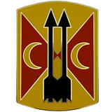 212th Fires Brigade Combat Service Identification Badge