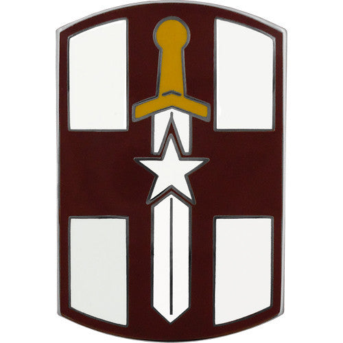 807th Medical Command Combat Service Identification Badge