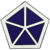 V (5th) Corps Combat Service Identification Badge
