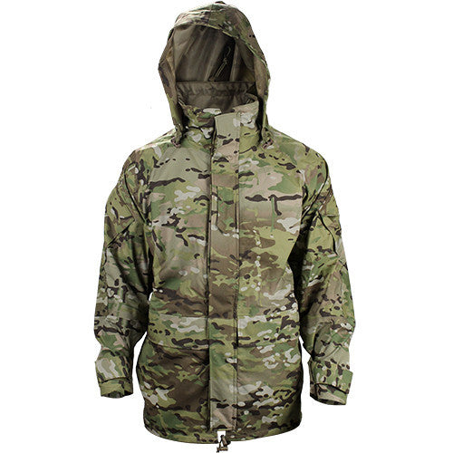 U.S. Army OCP (MultiCam) H20-Proof Generation II ECWCS Parka - Size Small / Regular