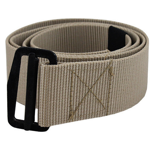 ACU 54-Inch Desert Brown Nylon Belt