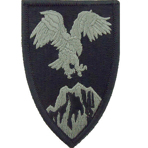 Afghanistan Combined Forces Command ACU Patch