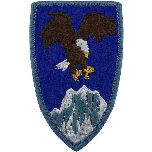 Afghanistan Combined Forces Command Class A Patch
