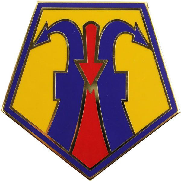 7th Mission Support Command Combat Service Identification Badge