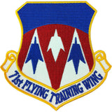 71st Flying Training Wing Full Color Patch