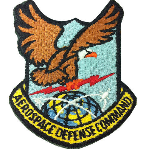 Aerospace Defense Command Full Color Patch