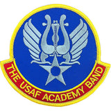Air Force Academy Band Full Color Patch