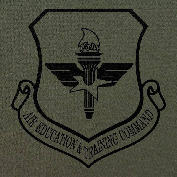 Air Education and Training Command Subdued Patch T-Shirt