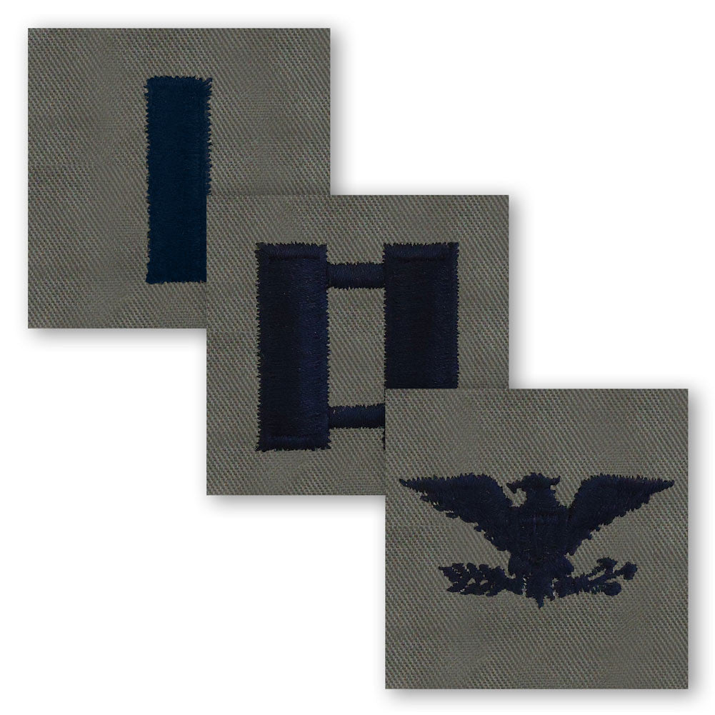 Airman Battle Uniform (ABU) Officer Rank