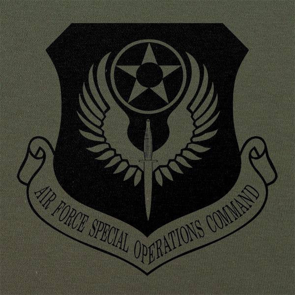 Air Force Special Operations Command Subdued Patch T-Shirt