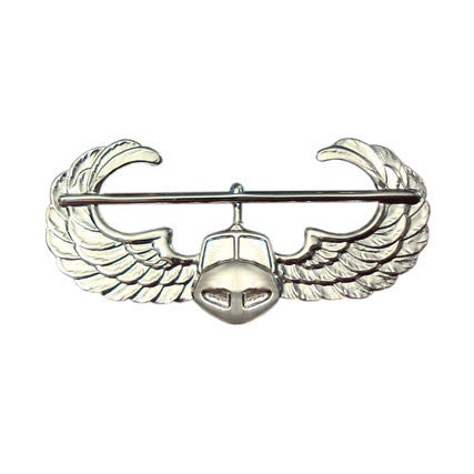 Army Air Assault Badge - Mirror Finish