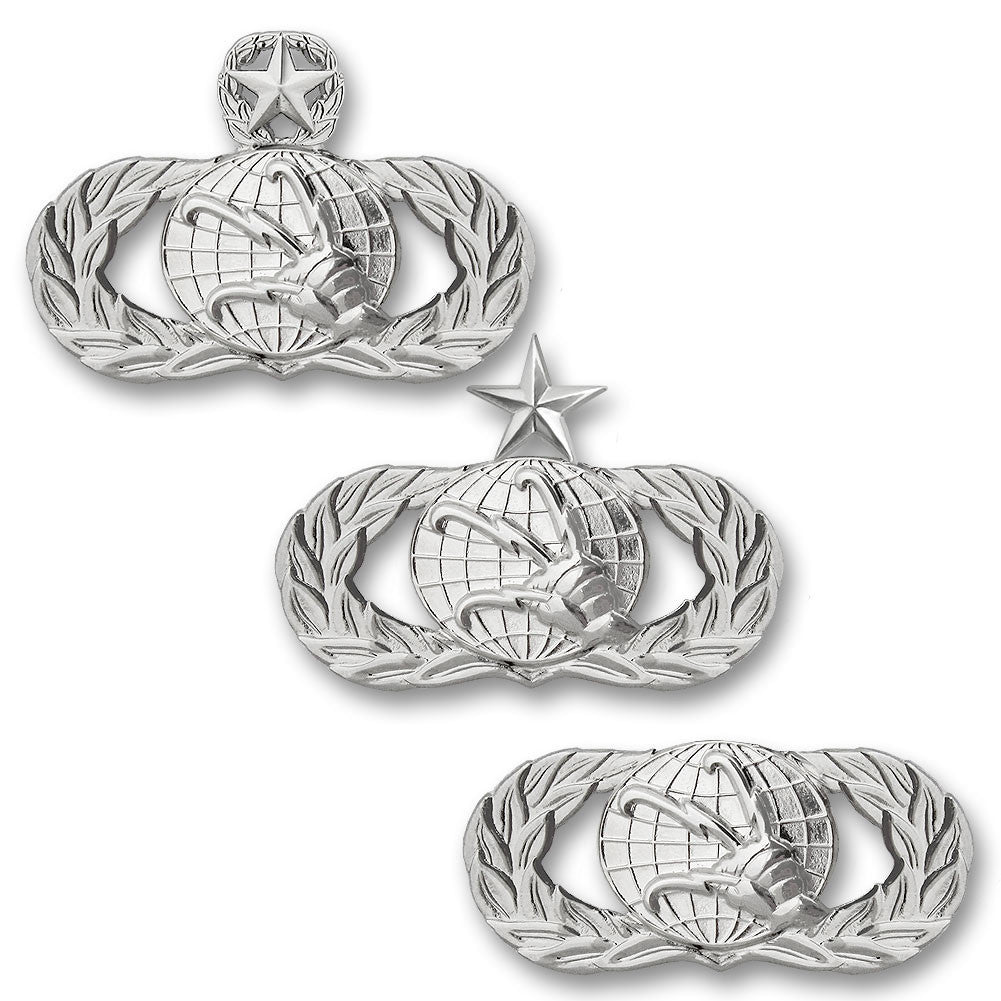 Air Force Communications and Information Badges
