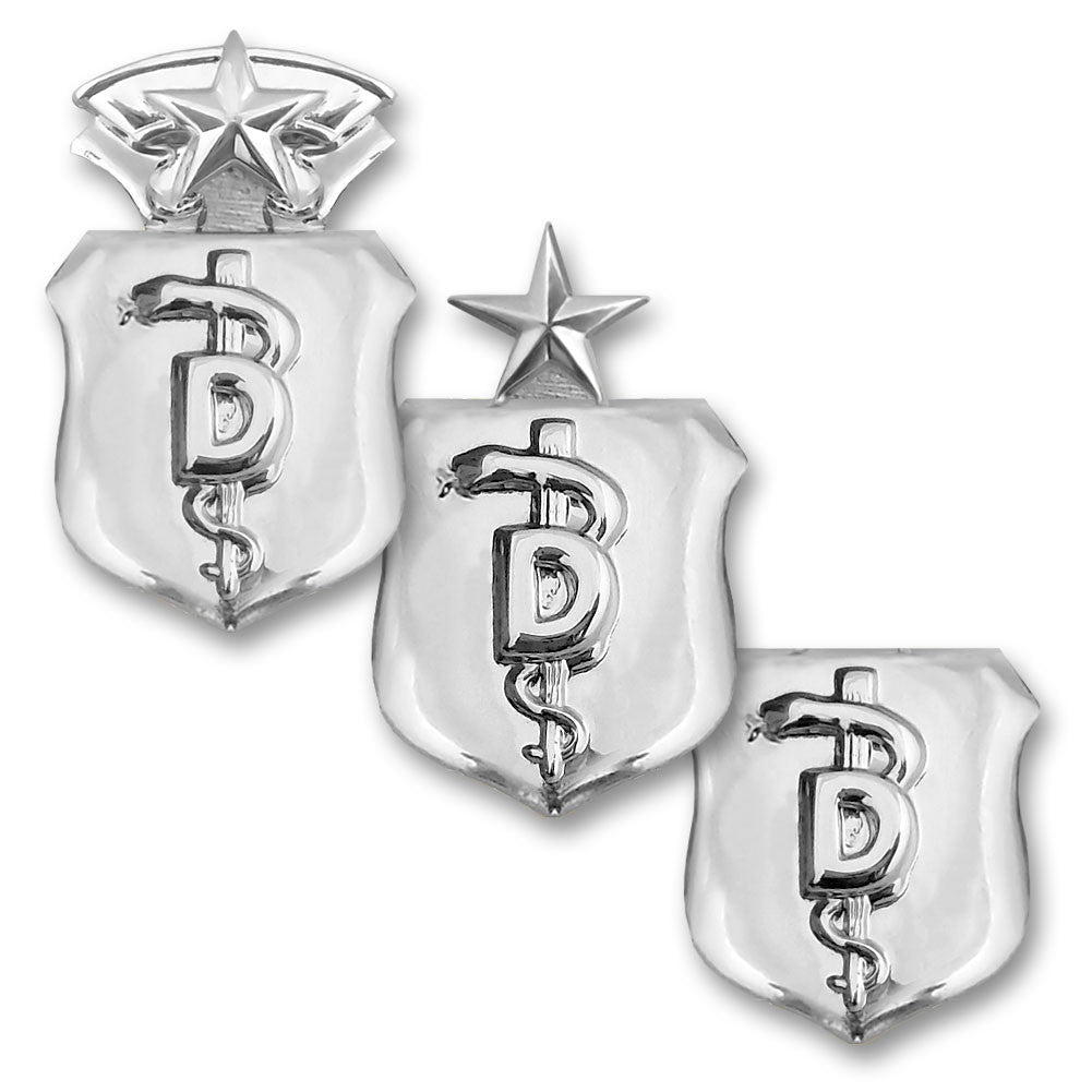 Air Force Dental Corps Badges