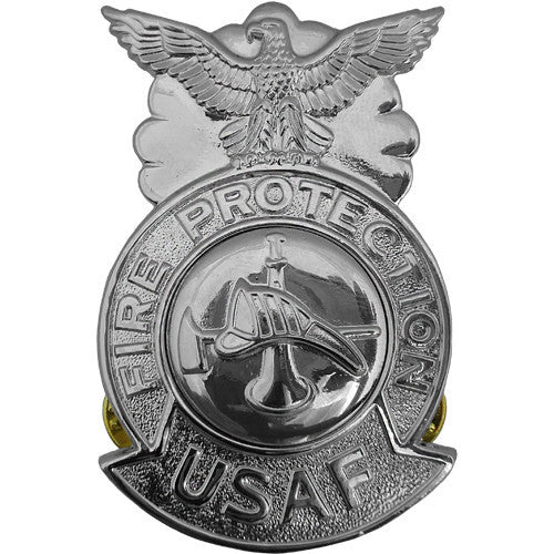 Air Force Firefighter Badge