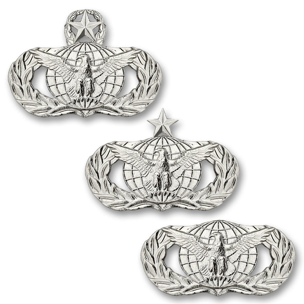 Air Force Force Protection Badges