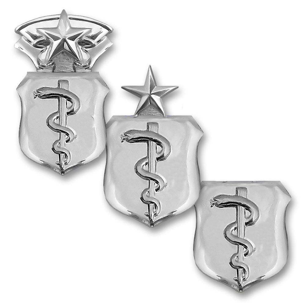 Air Force Medical Corps Badges