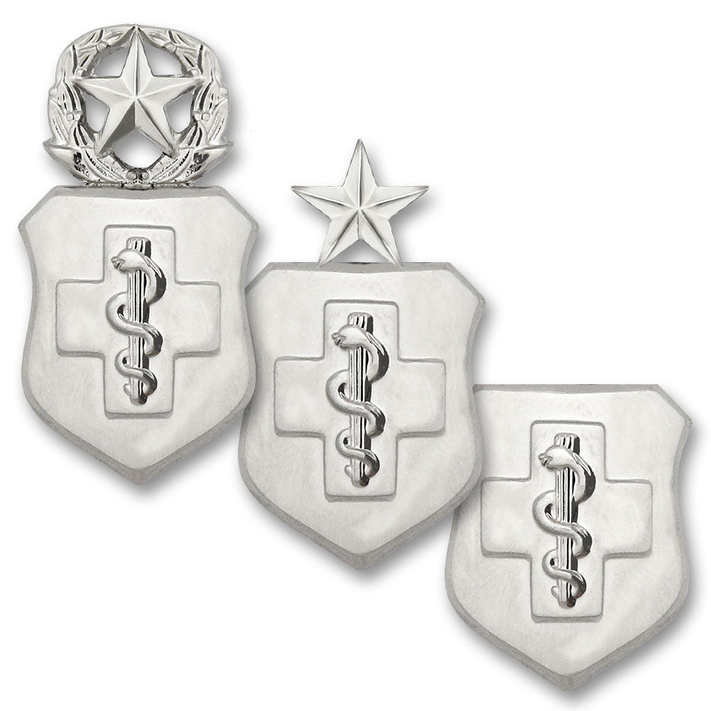 Air Force Medical Technician Badges