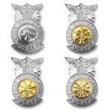 Air Force Miniature Fire Protection Badges
