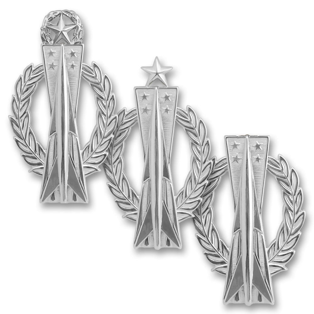 Air Force Miniature Missile Operator Badges