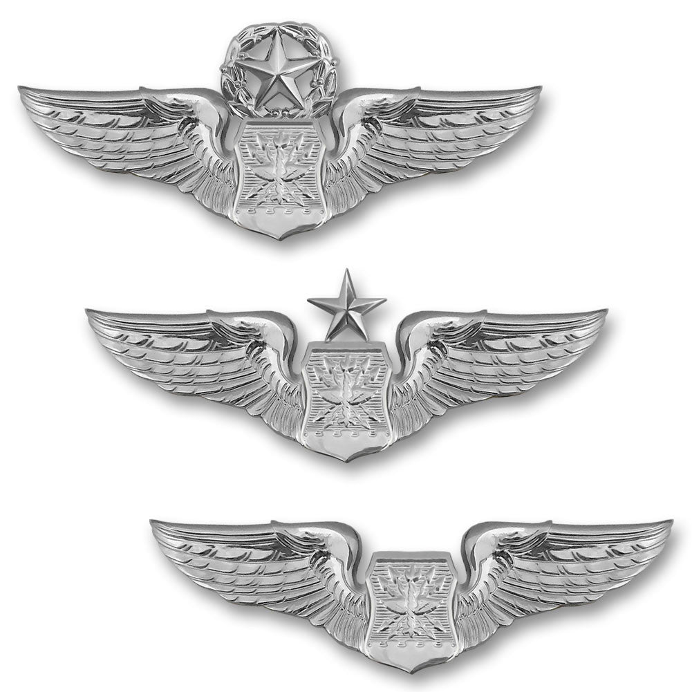 Air Force Miniature Navigator/Observer Badges
