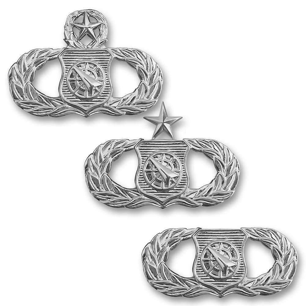 Air Force Weapons Director Badges