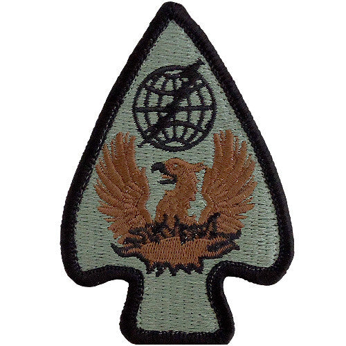 Air Traffic Service Command ACU Patch
