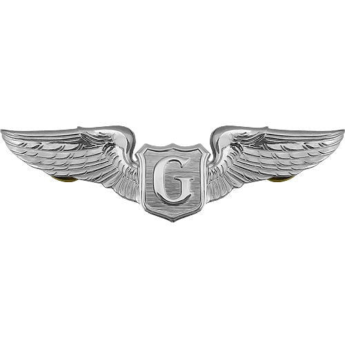 Air Force Cadet Glider Pilot Instructor Badge
