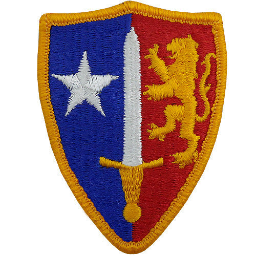 Allied Command Class A Patch