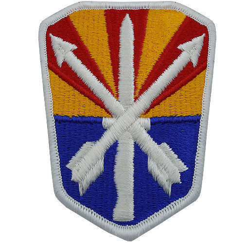 Arizona National Guard Class A Patch