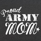 Women's Original Proud Army Mom Racerback Tank Top