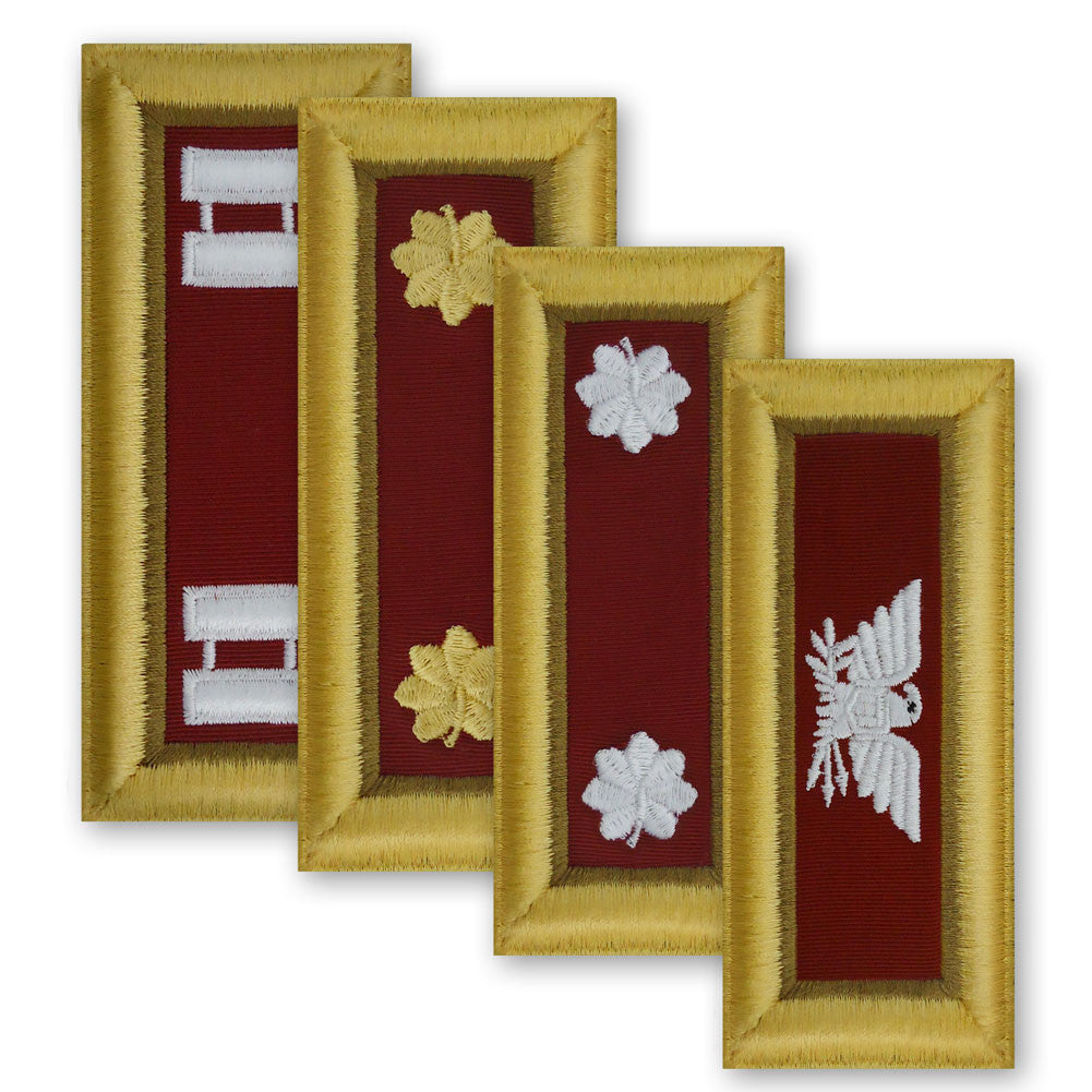 Army Male Shoulder Boards - Logistics