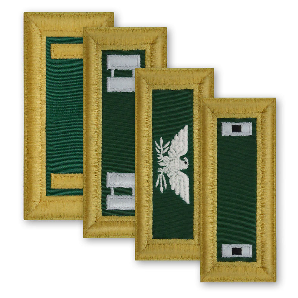 Army Female Shoulder Boards - Special Forces